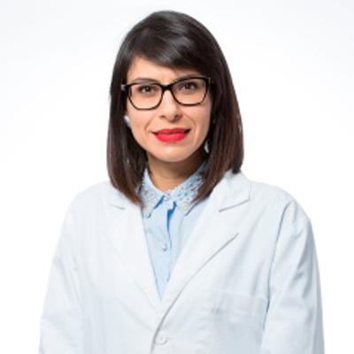 Dra. Jamie Patricia Cardoza